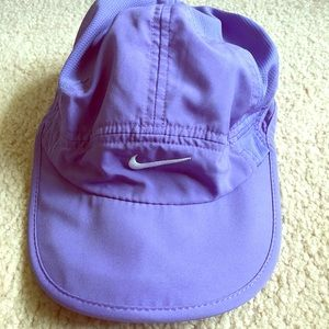 🐙 Periwinkle Purple Nike Dri-fit cap